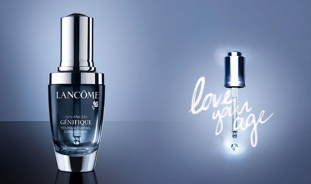 Le soin Lancôme